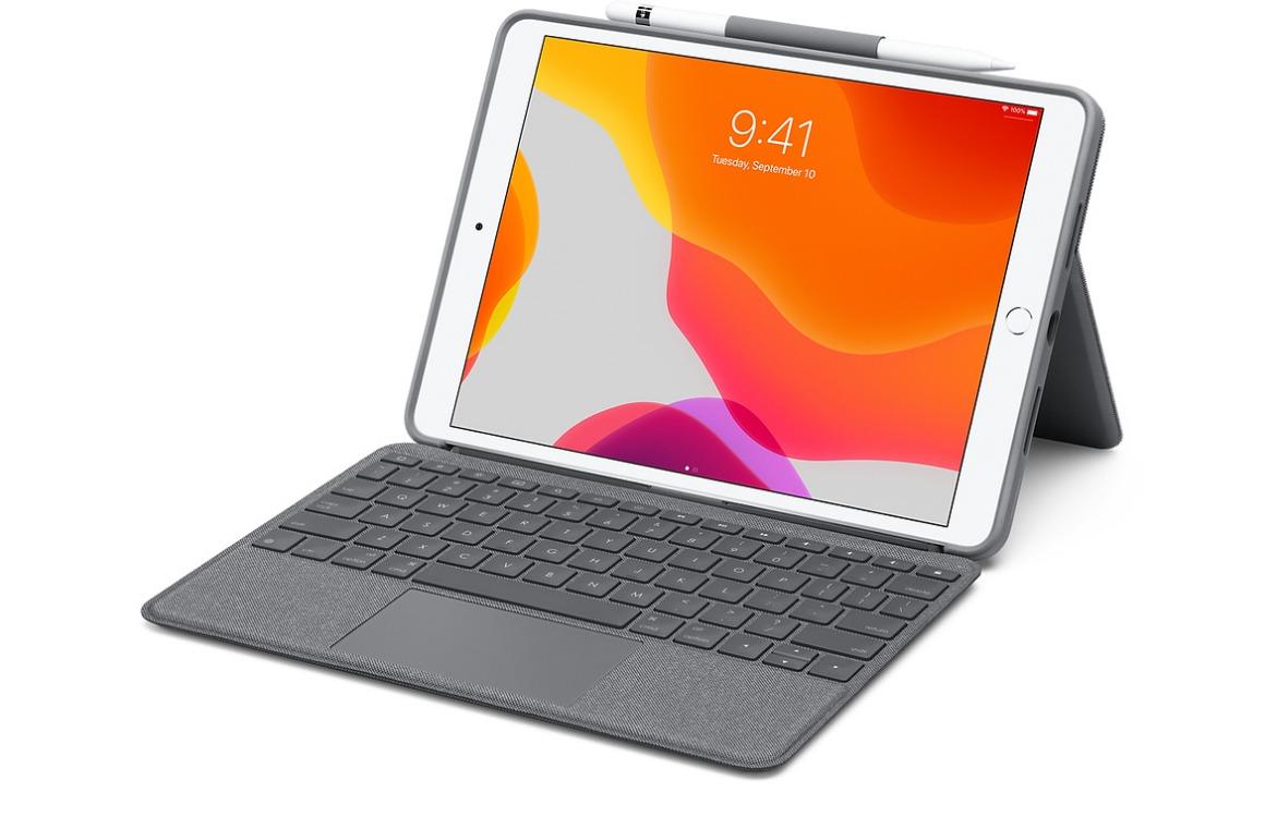Logitech brengt betaalbaarder iPad-toetsenbord met trackpad uit