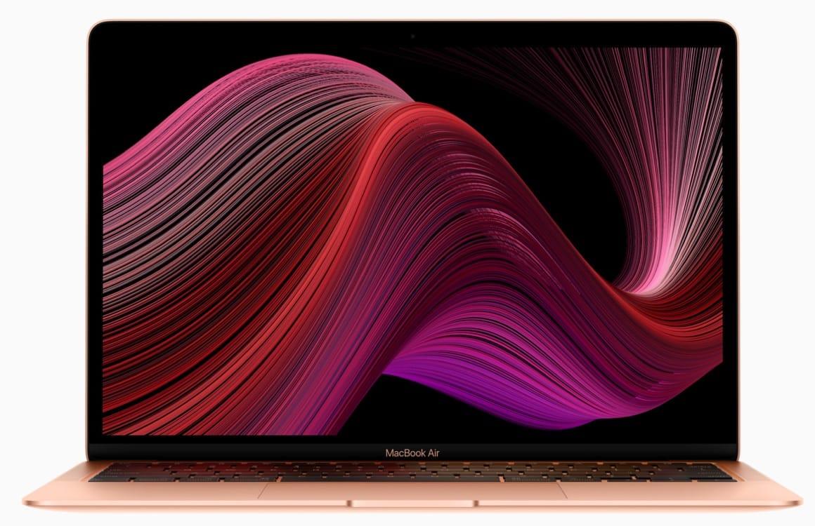 MacBook Air 2020 officieel: nieuwe instap-Mac met beter toetsenbord