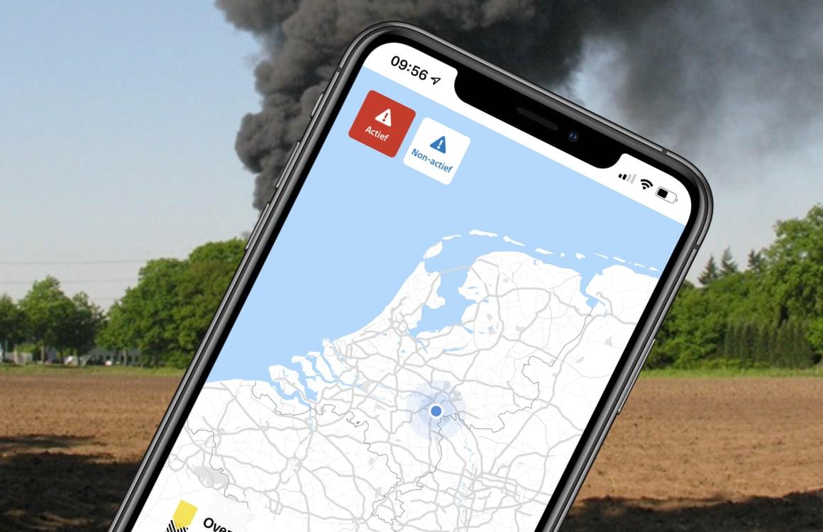 Rijksoverheid brengt officiële NL Alert-app uit: dit kun je er mee