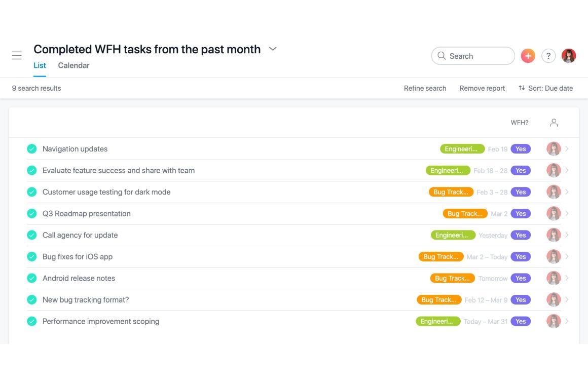 projectmanagement app