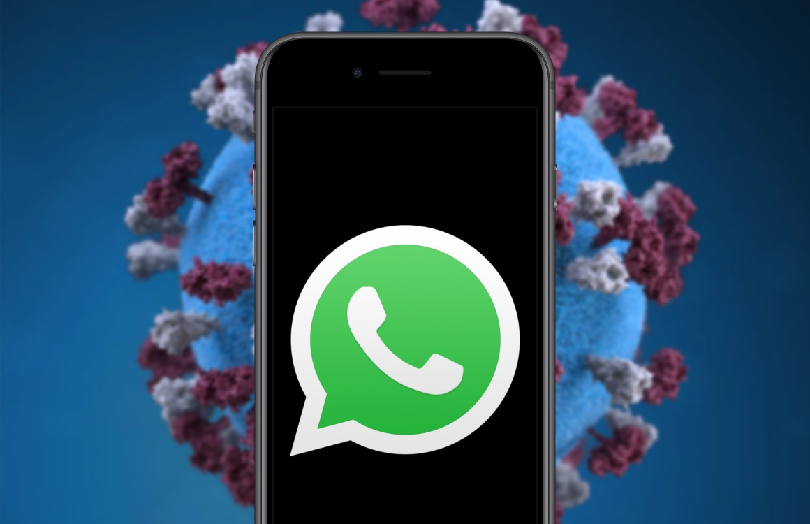 WhatsApp start chatdienst voor informatie over coronavirus
