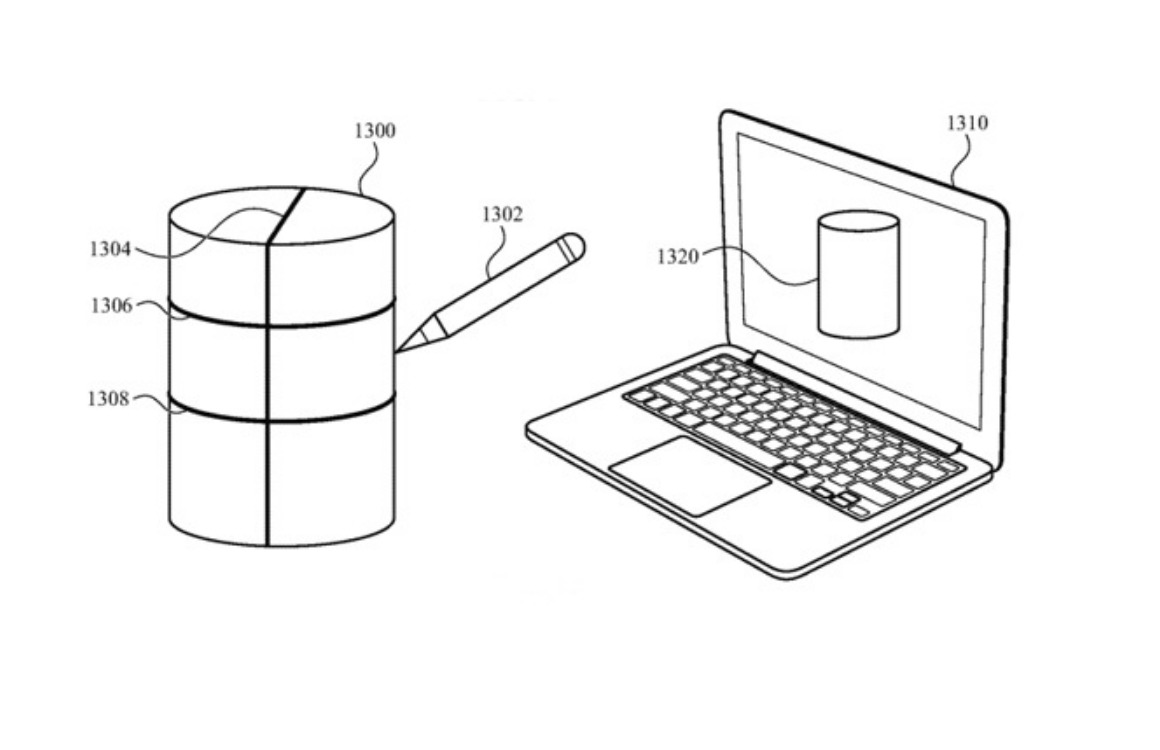apple pencil patent toekomst 2