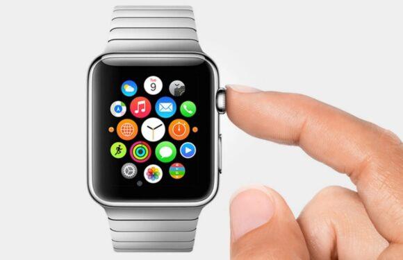 apple watch series 6 micro-ledscherm