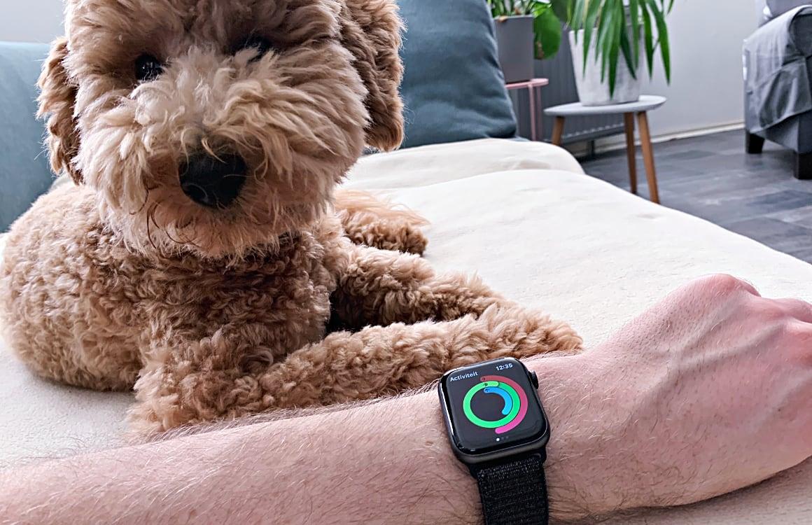 Zo vul je de Apple Watch-ringen terwijl je thuis blijft