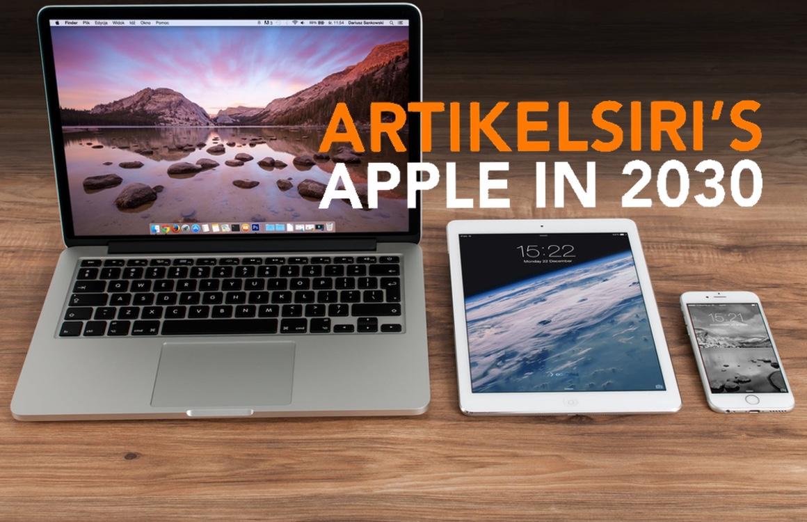 ArtikelSiri round-up: dit verwachten wij van Apple in 2030