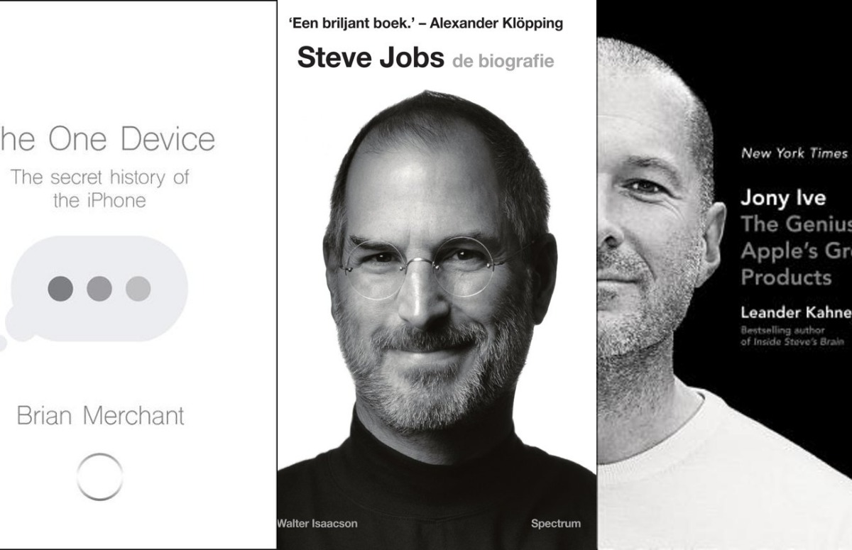 Leestips: kom alles te weten over Apple met deze 5 boeken