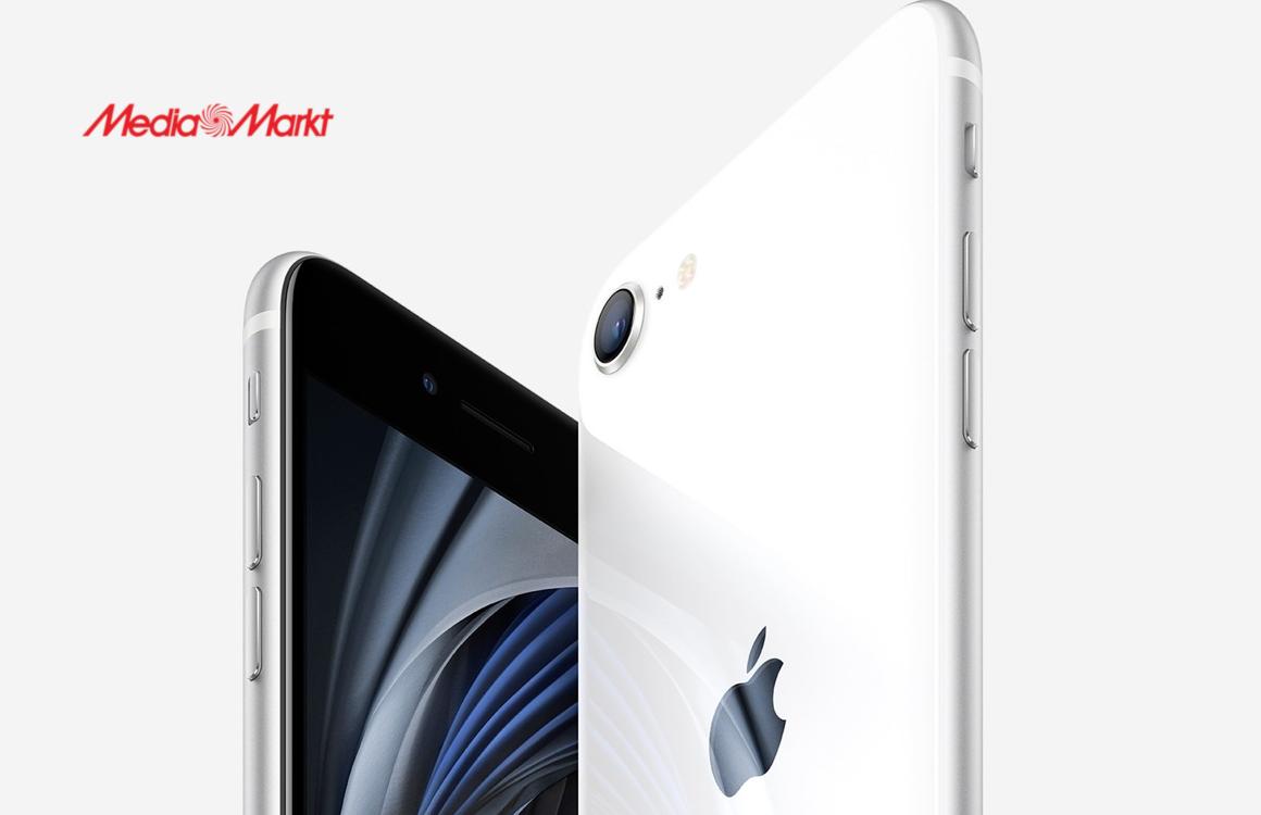 Bestel de iPhone SE 2020 bij MediaMarkt! (ADV)