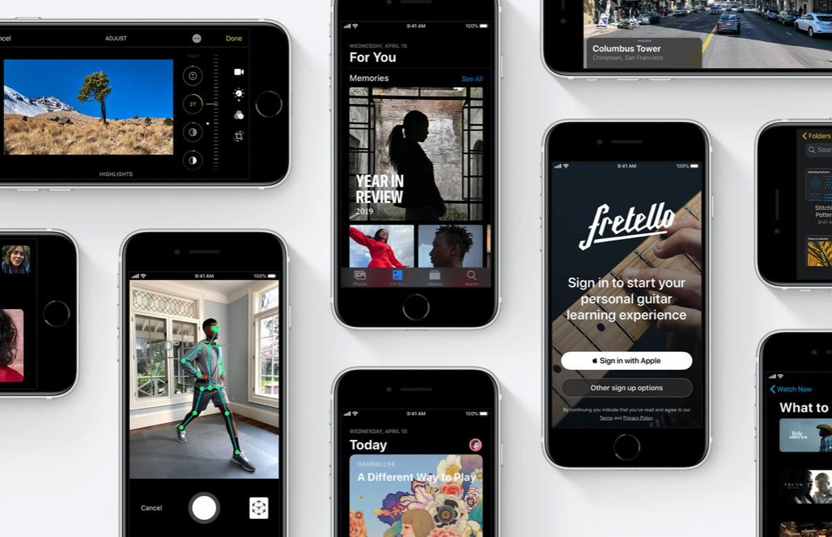 'Grotere iPhone SE staat voorlopig niet op de planning'