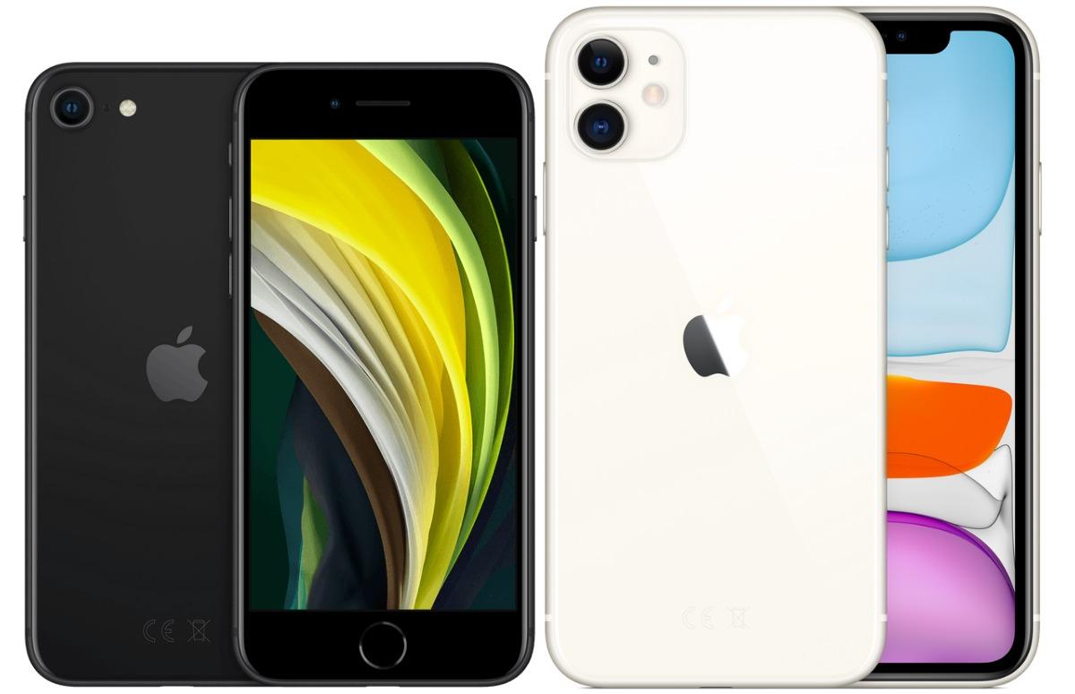 iPhone SE 2020 vs iPhone 11: dit zijn de 4 belangrijkste verschillen