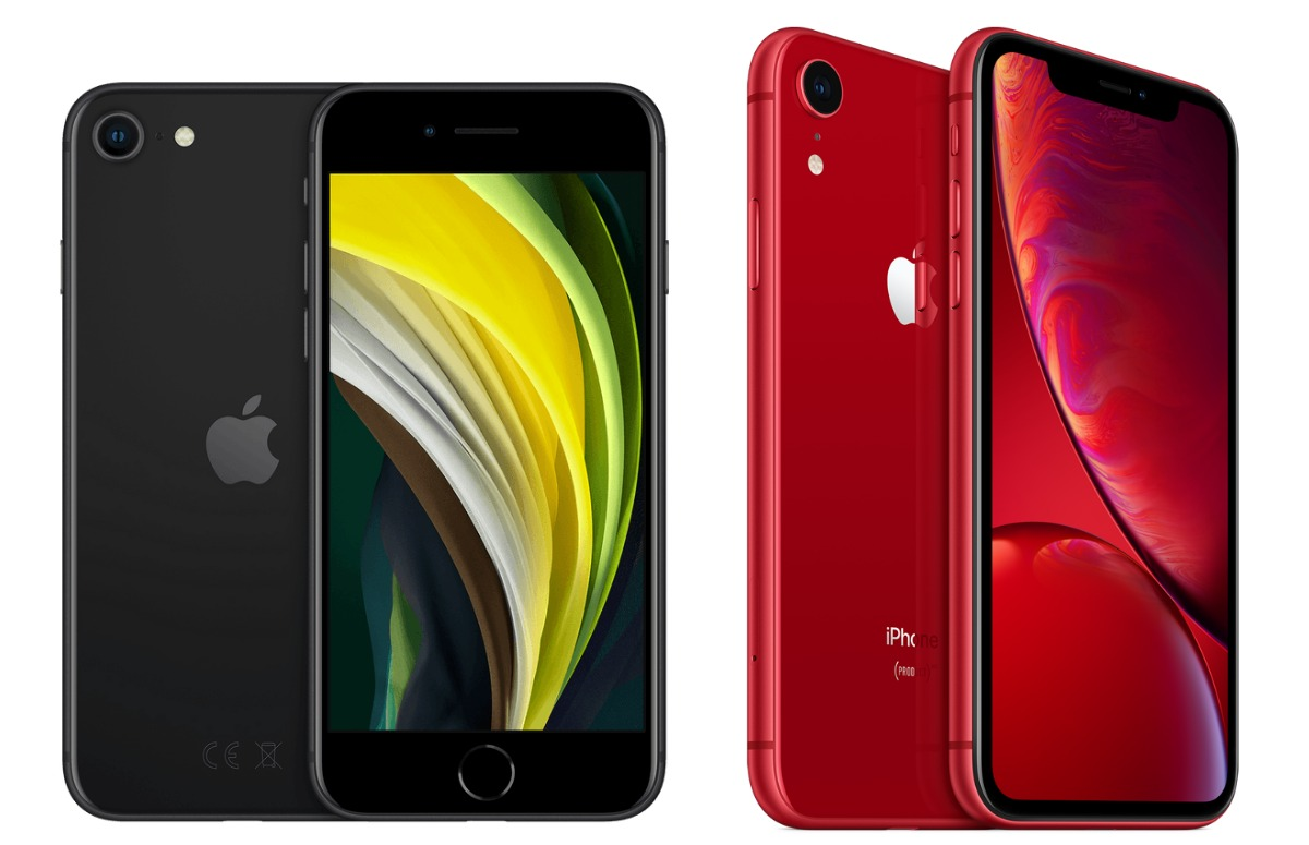 iPhone SE 2020 vs iPhone XR: betaalbare iPhones vergeleken