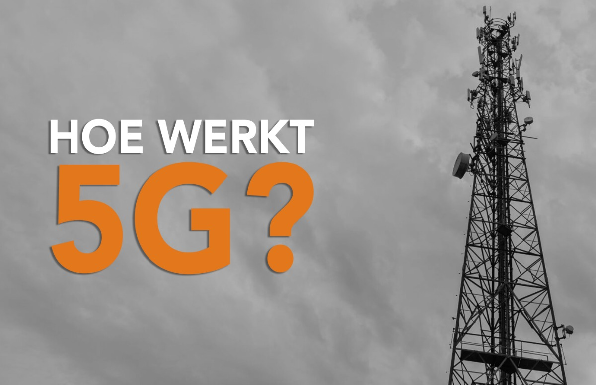 Wat is 5G en is het schadelijk? Video van de week
