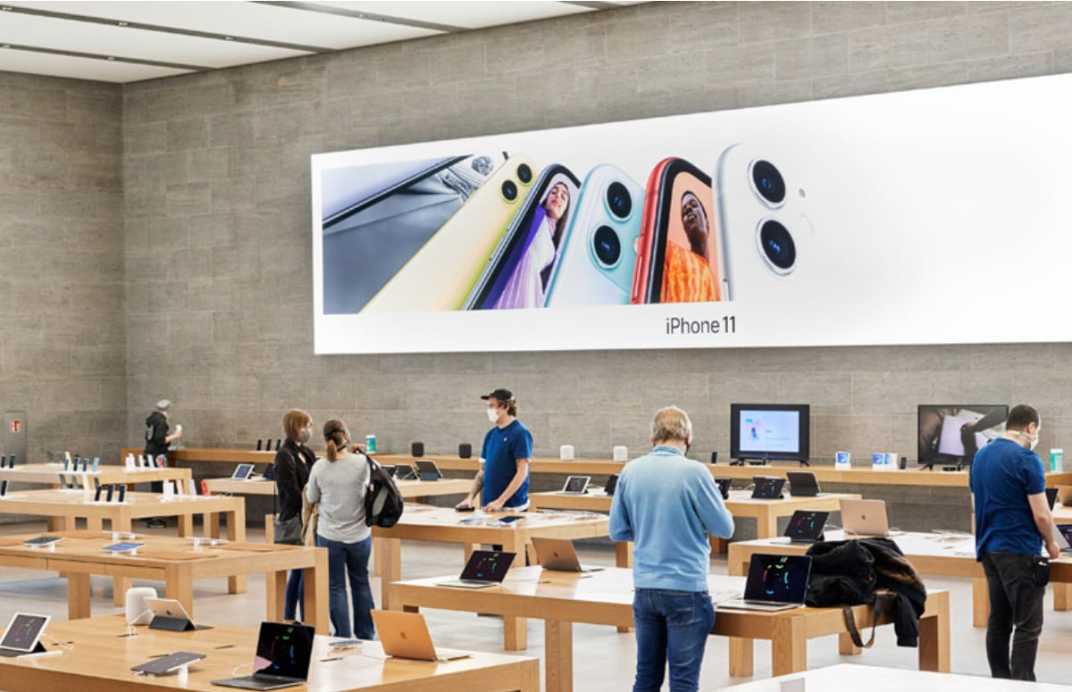 Uitstel, zonder afstel: zo ging Apple met de coronacrisis om