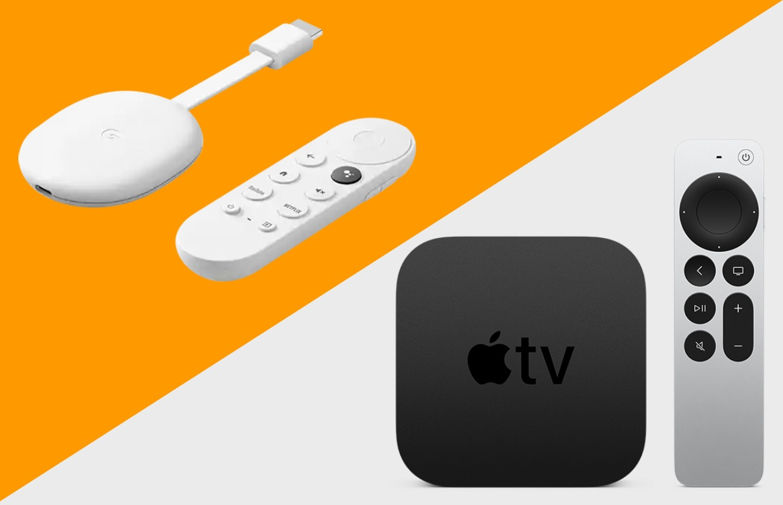 Apple TV of Chromecast: welke mediaspeler is beter?