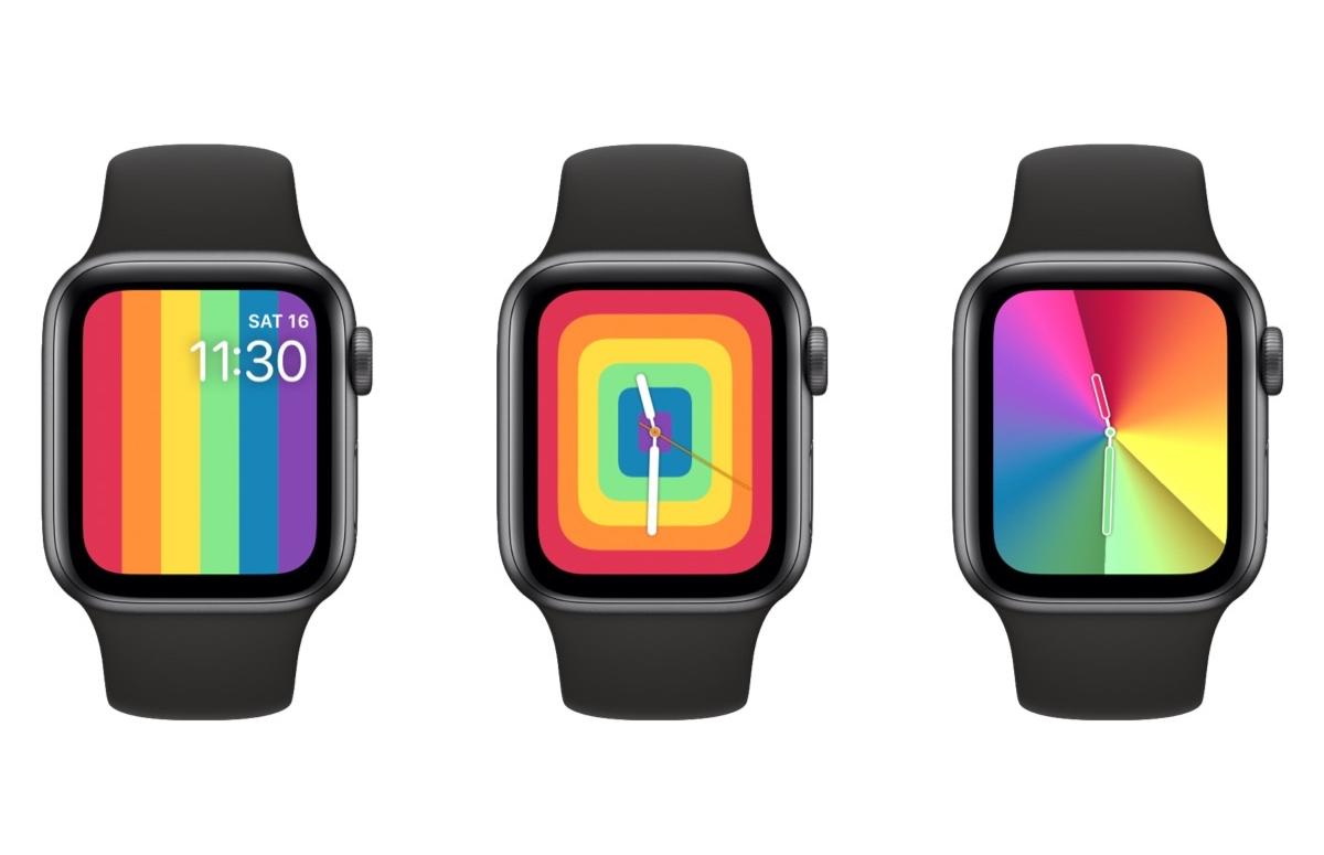 watchOS 6.2.5 downloaden: nieuwe Pride-wijzerplaten nu beschikbaar