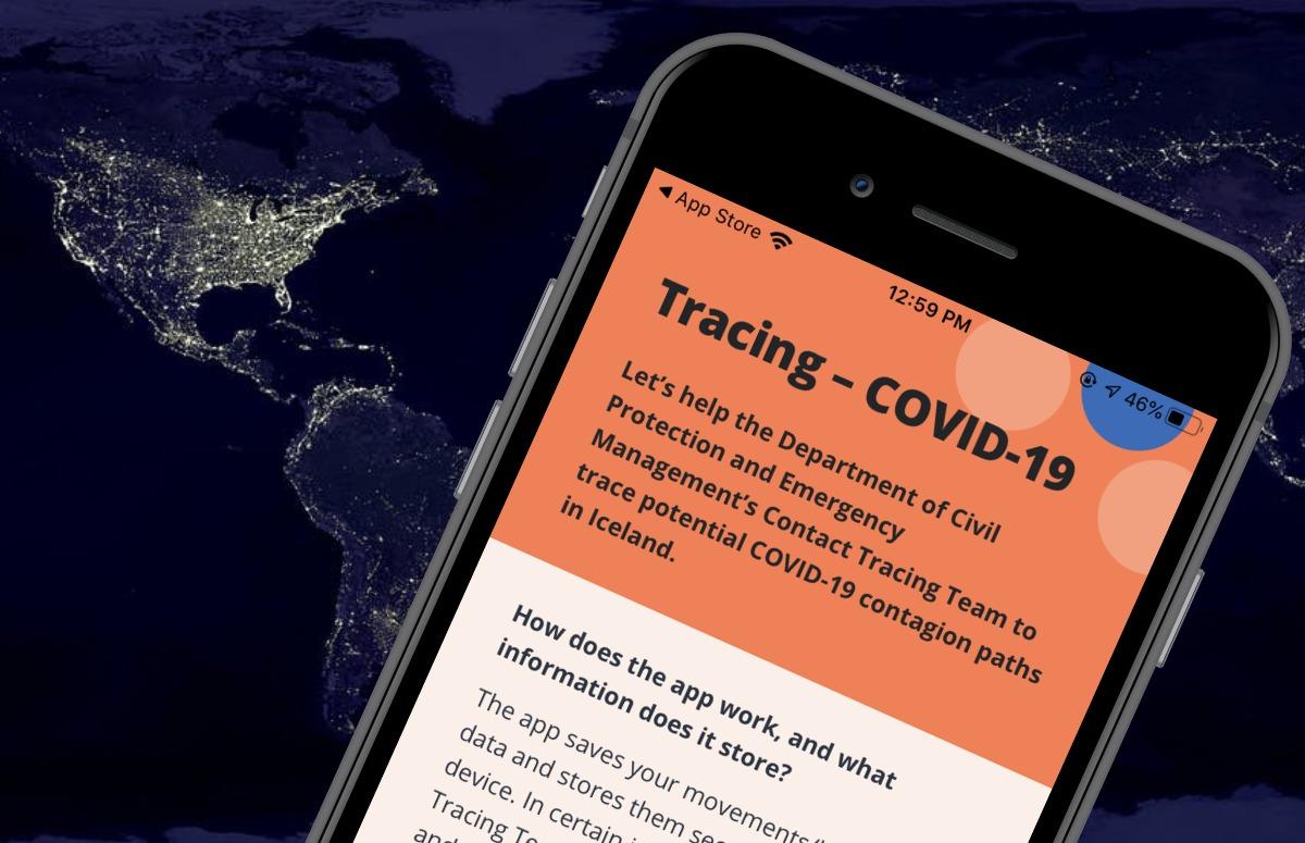 Corona-apps in het buitenland: zo pakken ze het over de grens aan
