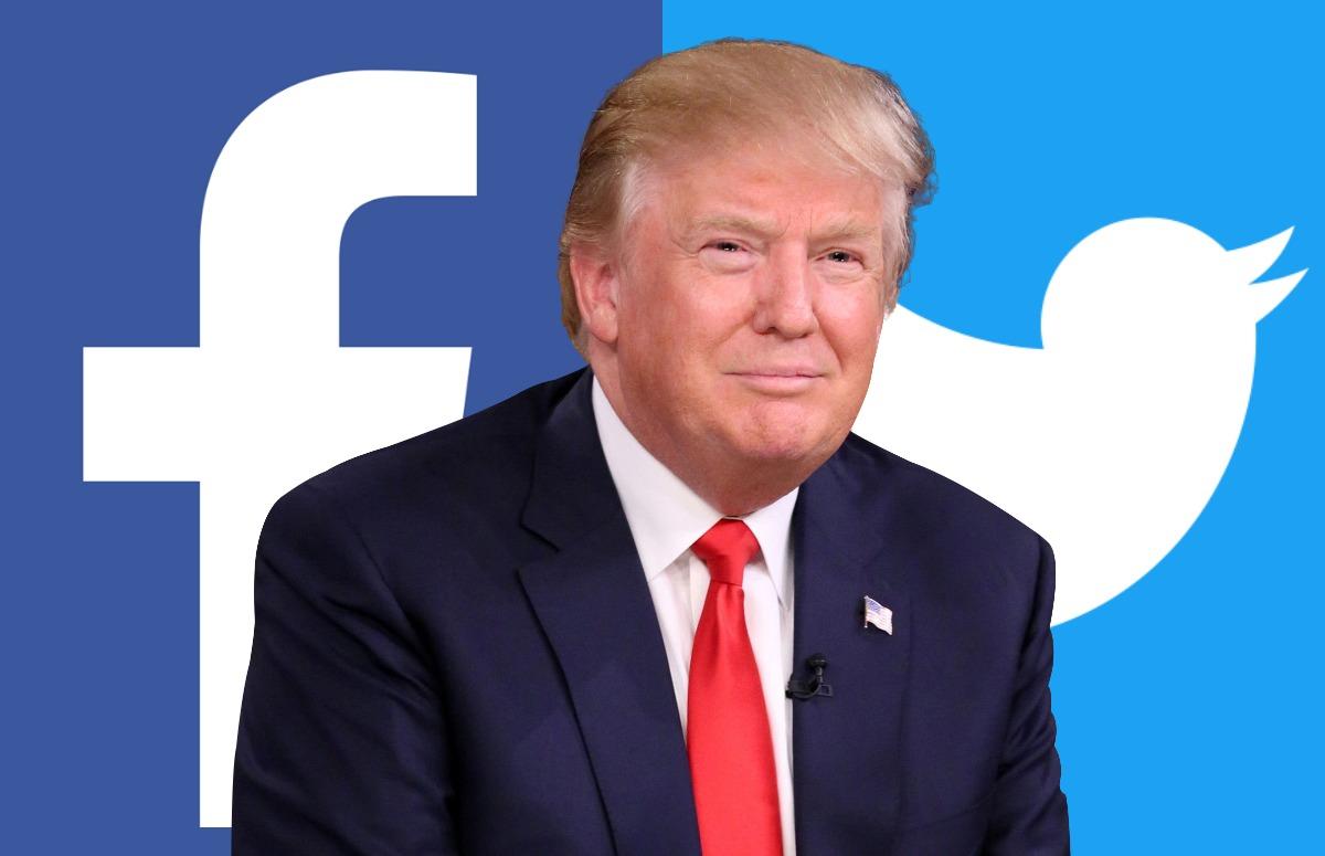 Twitter, Trump en Facebook: Amerikaanse president versus social media