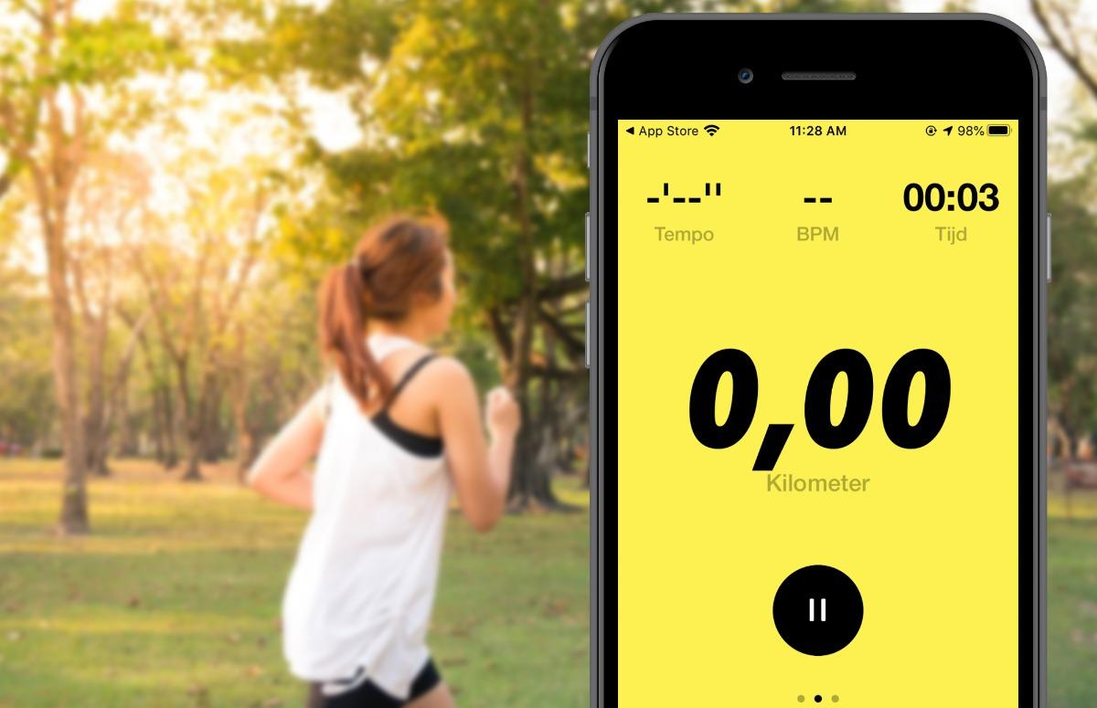 Even een blokje om? Dit zijn de 5 beste hardloop-apps voor je iPhone