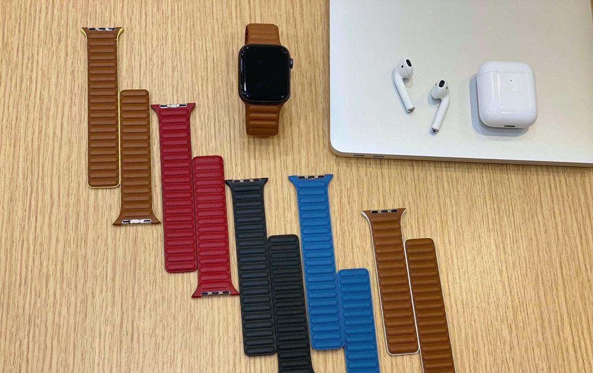 'Apple brengt volgende maand leren Watch-bandjes uit'