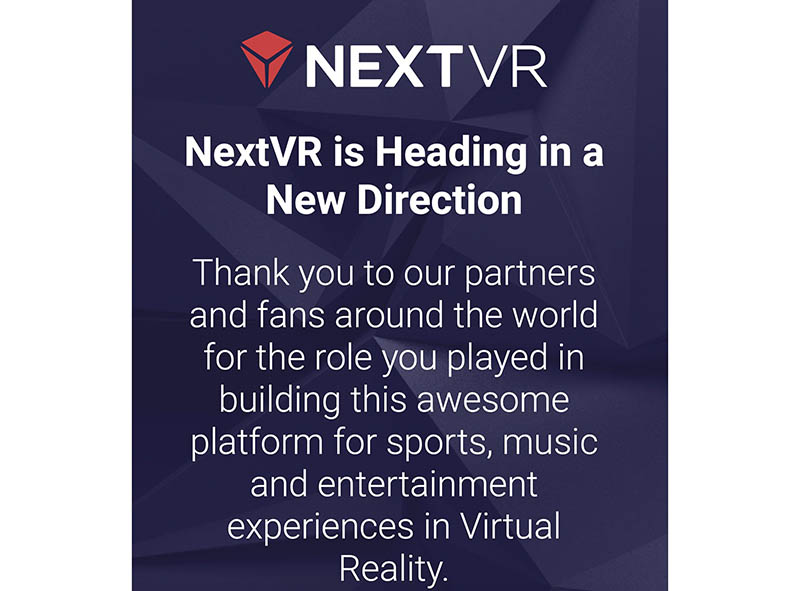 nextvr apple