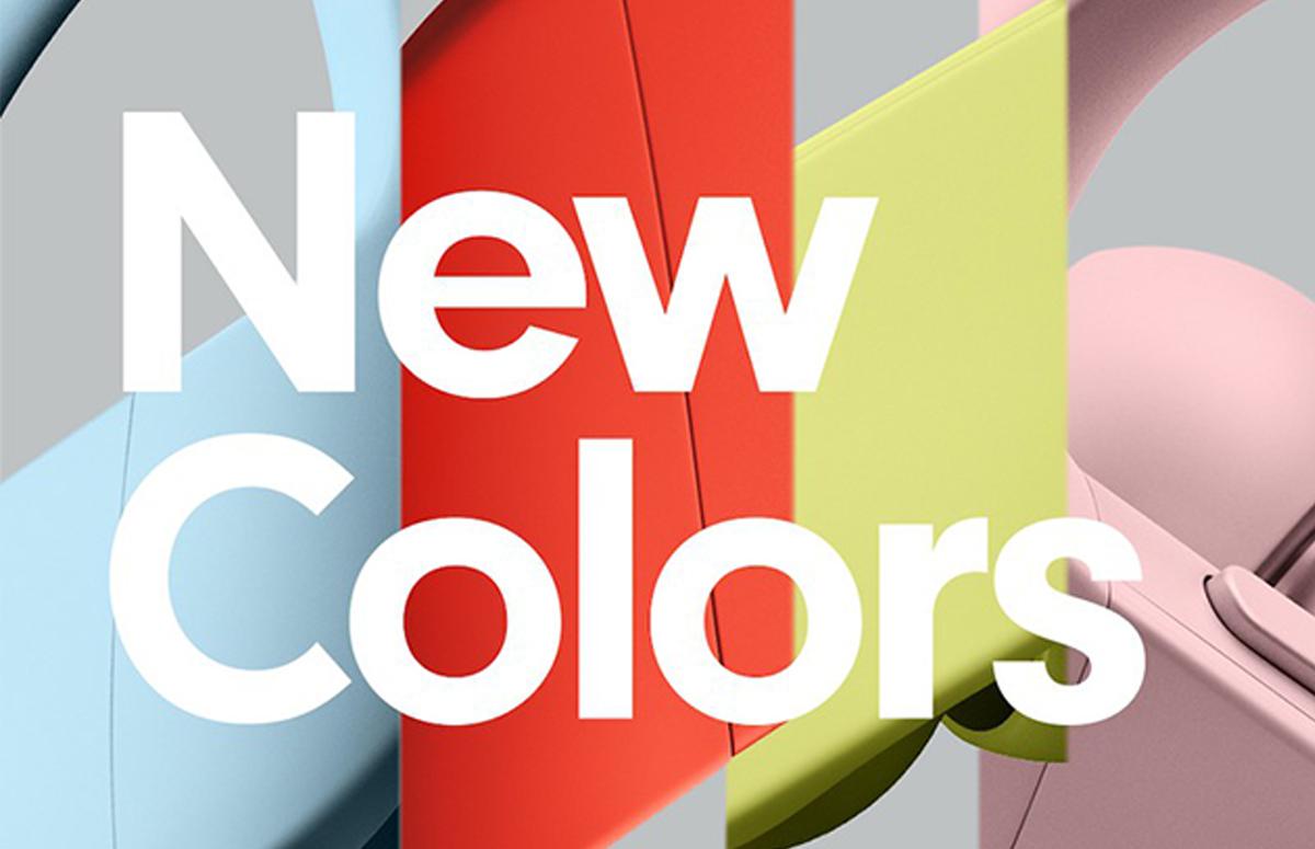 Powerbeats Pro op 9 juni beschikbaar in vier nieuwe kleuren