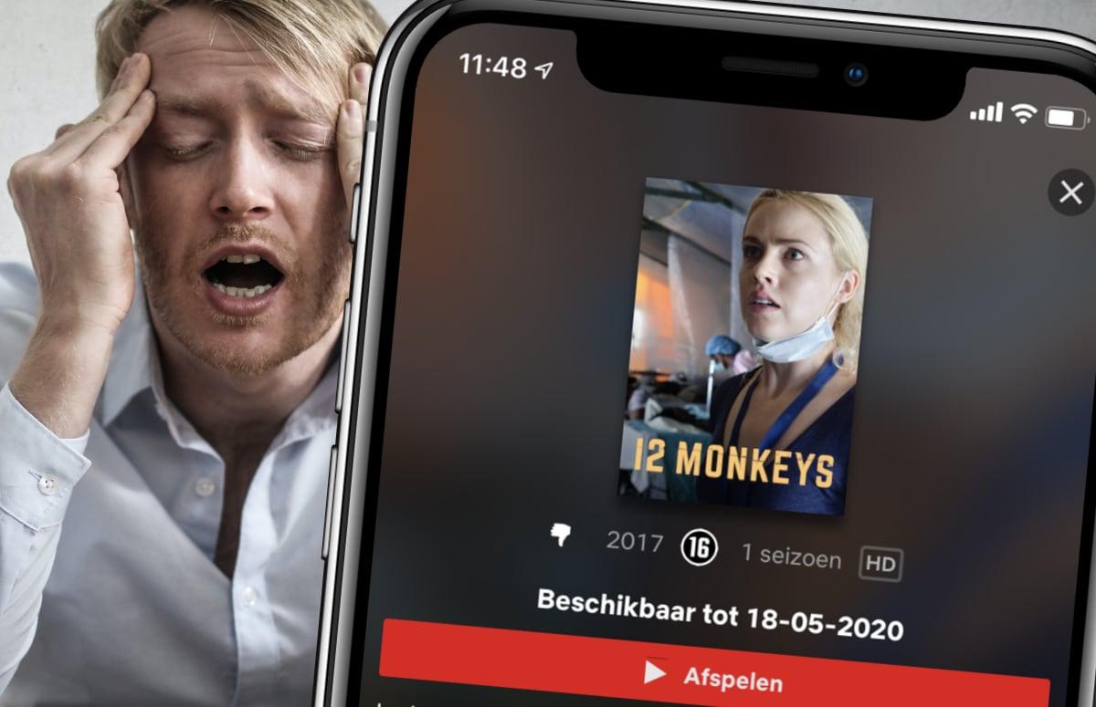 Waarom verdwijnen films en series van Netflix en andere streamingdiensten?
