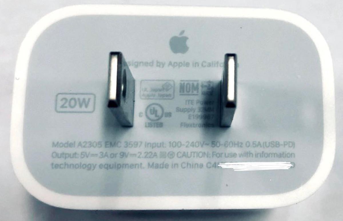 'iPhone 12 krijgt snellere 20 Watt-oplader in de doos'