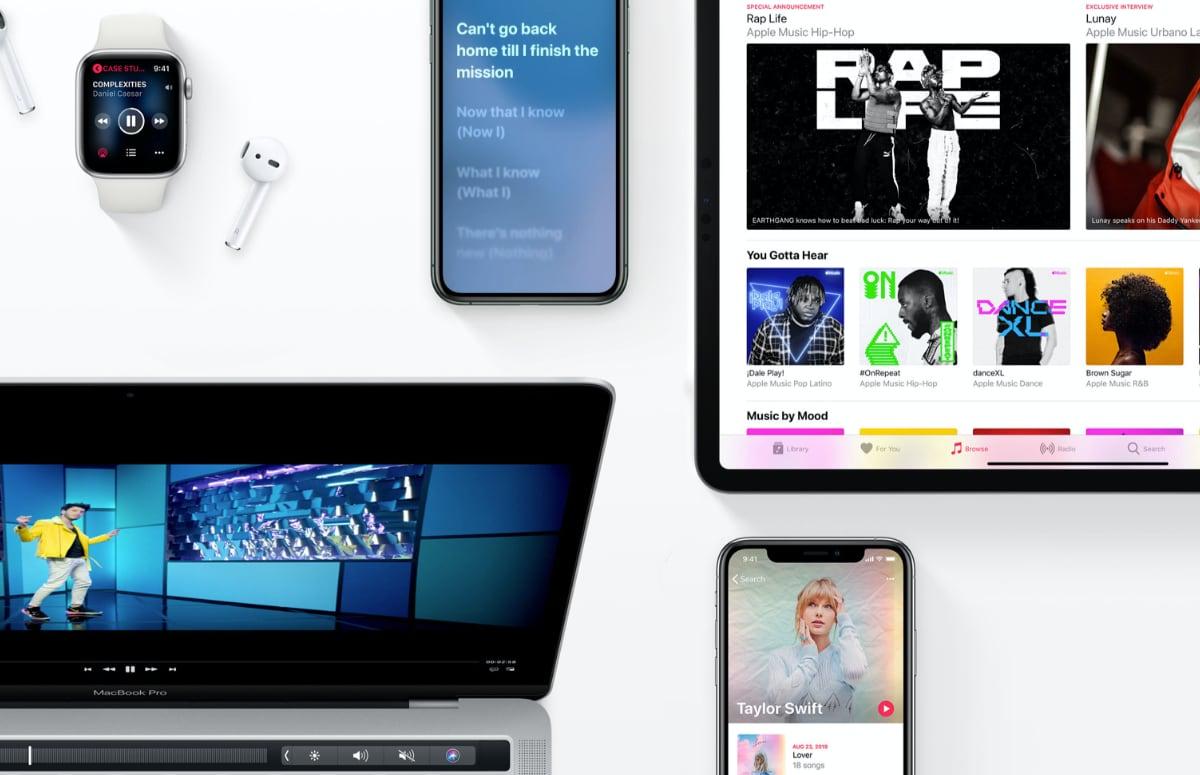 iOS 13.5.5 verklapt: Apple werkt aan bundel voor Apple Music, TV Plus en meer