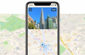 Apple Maps Look Around Nederland