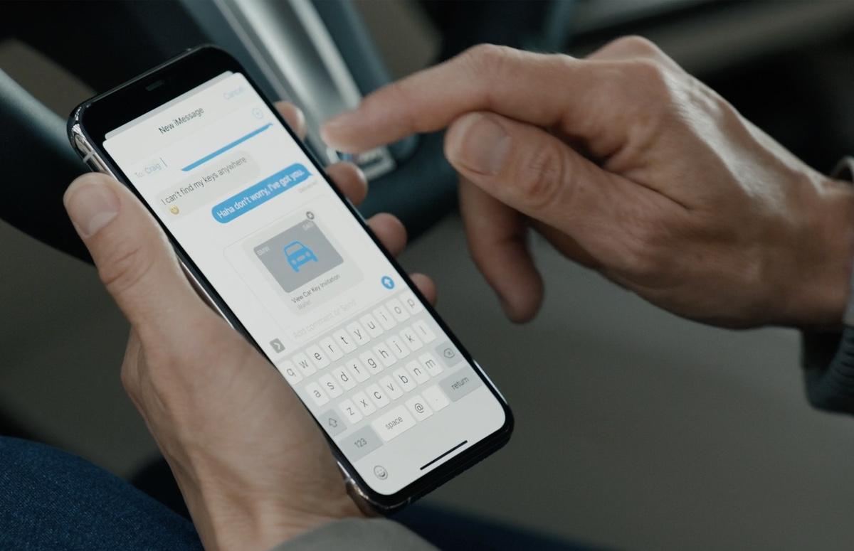 Zo tovert CarKey jouw iPhone om in een autosleutel