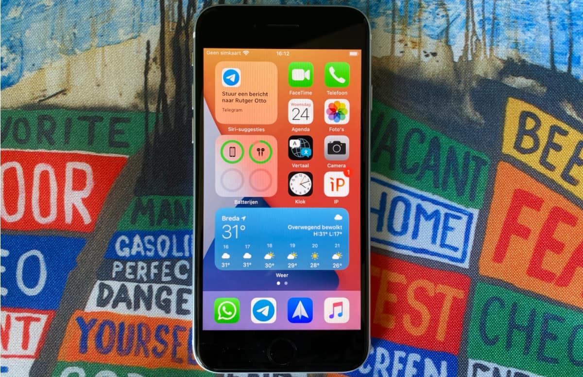 Widgets op je iPhone: zo verandert iOS 14 het thuisscherm