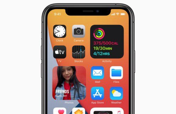 iOS 14 tracking