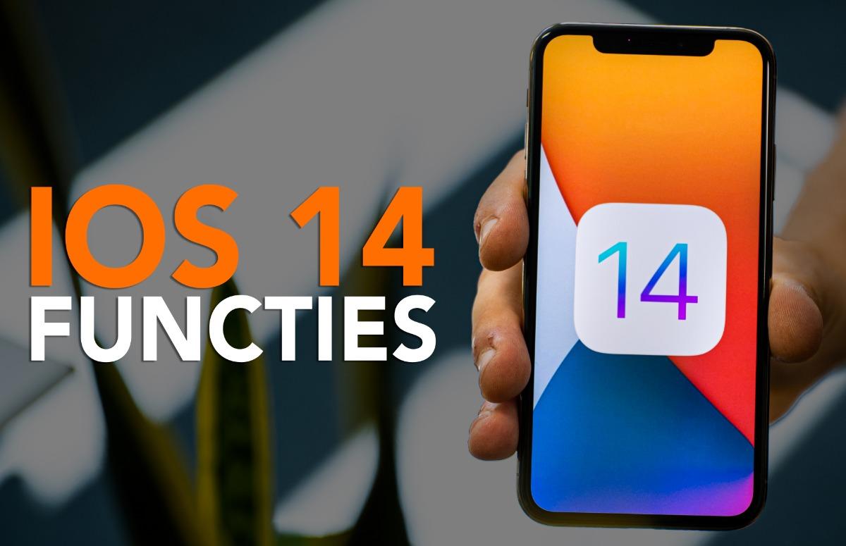 Video van de week: De 7 grootste iOS 14-functies