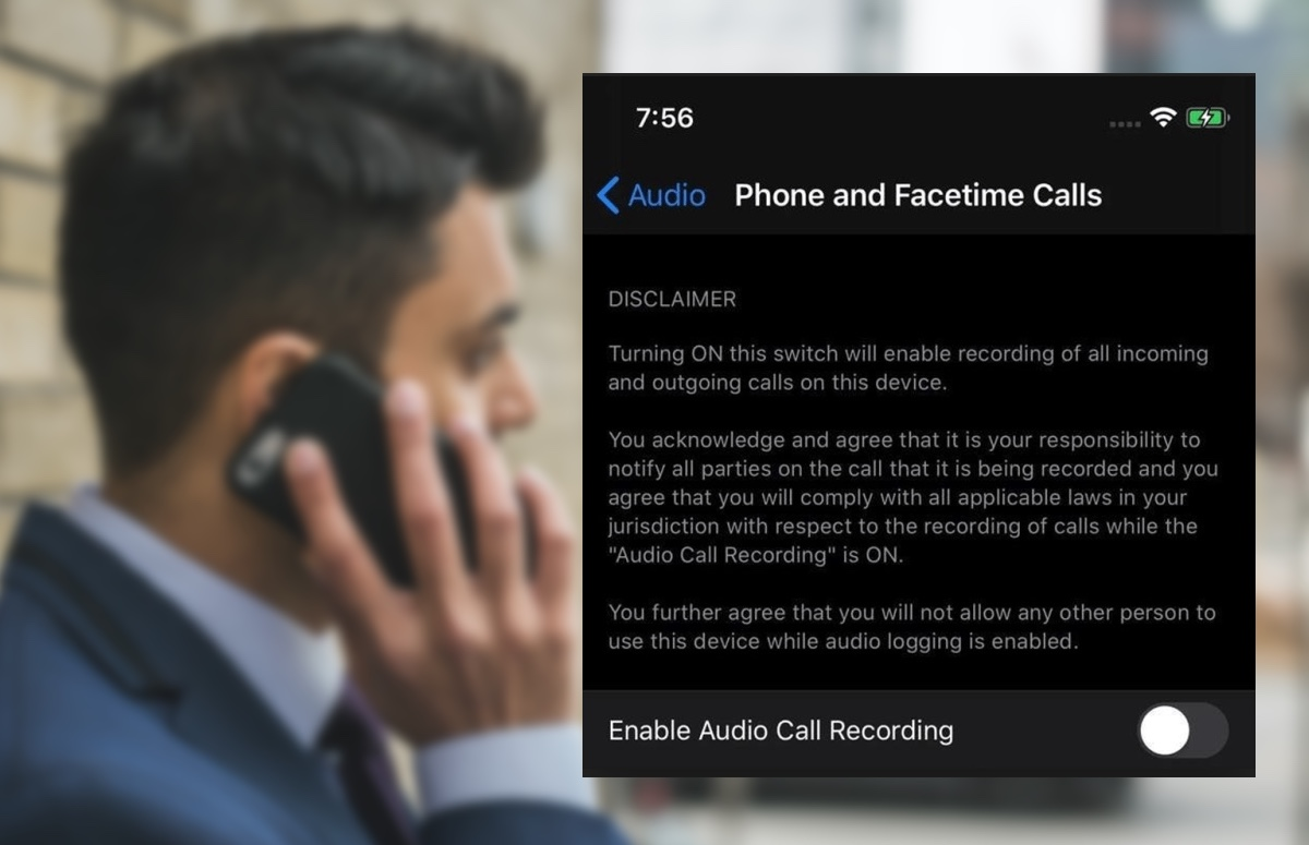 'iOS 14 krijgt functie voor gespreksopname, blijft mogelijk intern'