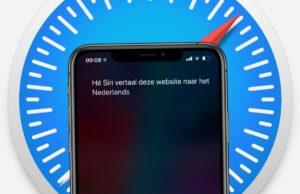 iOS 14 vertaalfunctie