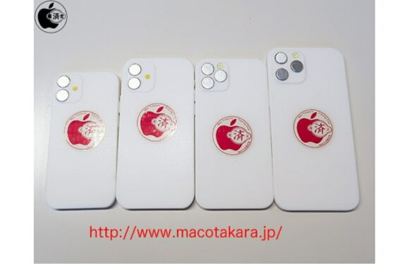 iPhone 12 formaat