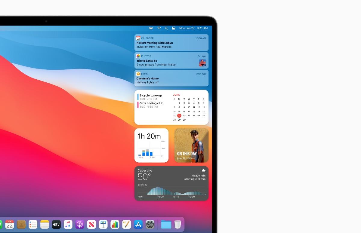 macOS 11 video