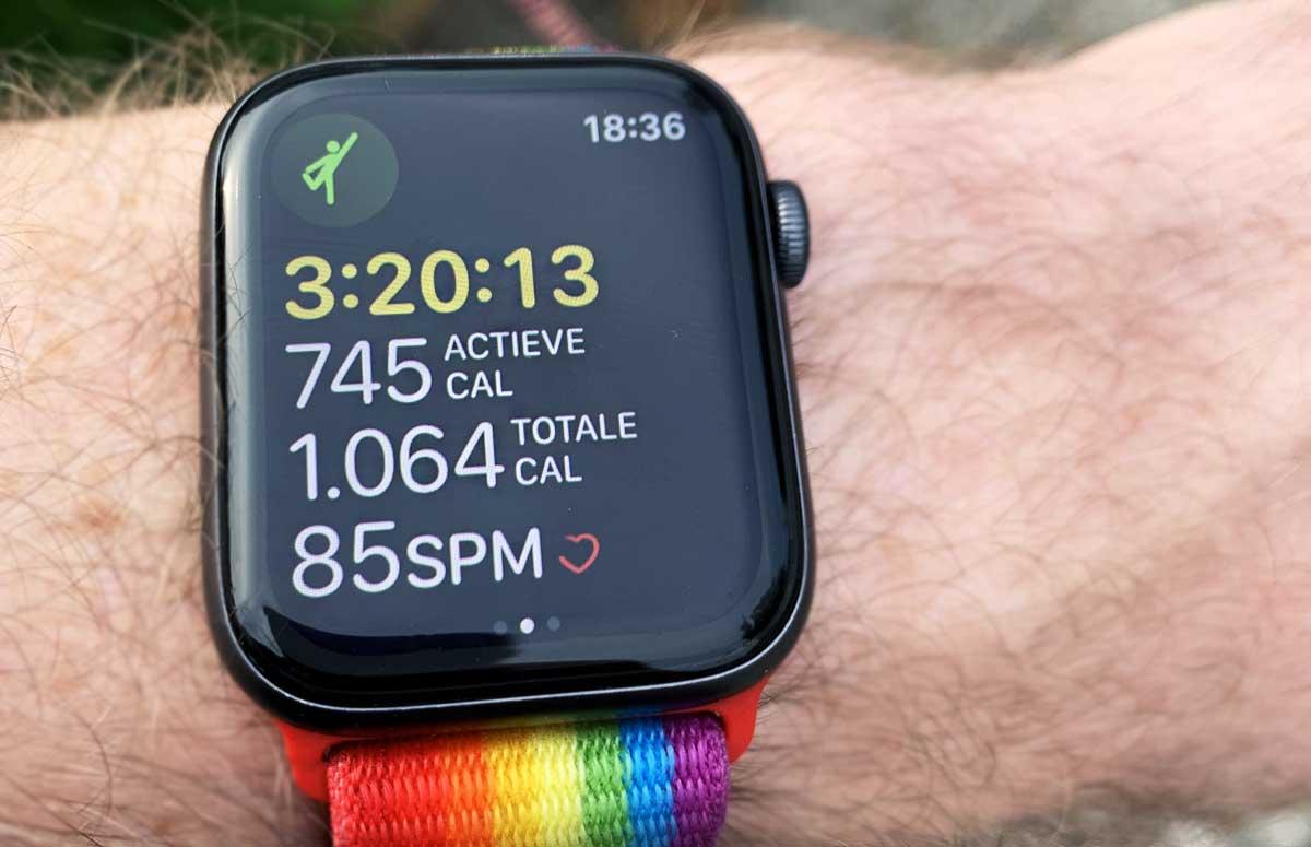 Opinie: Apple Watch work-outs zijn onnodig frustrerend