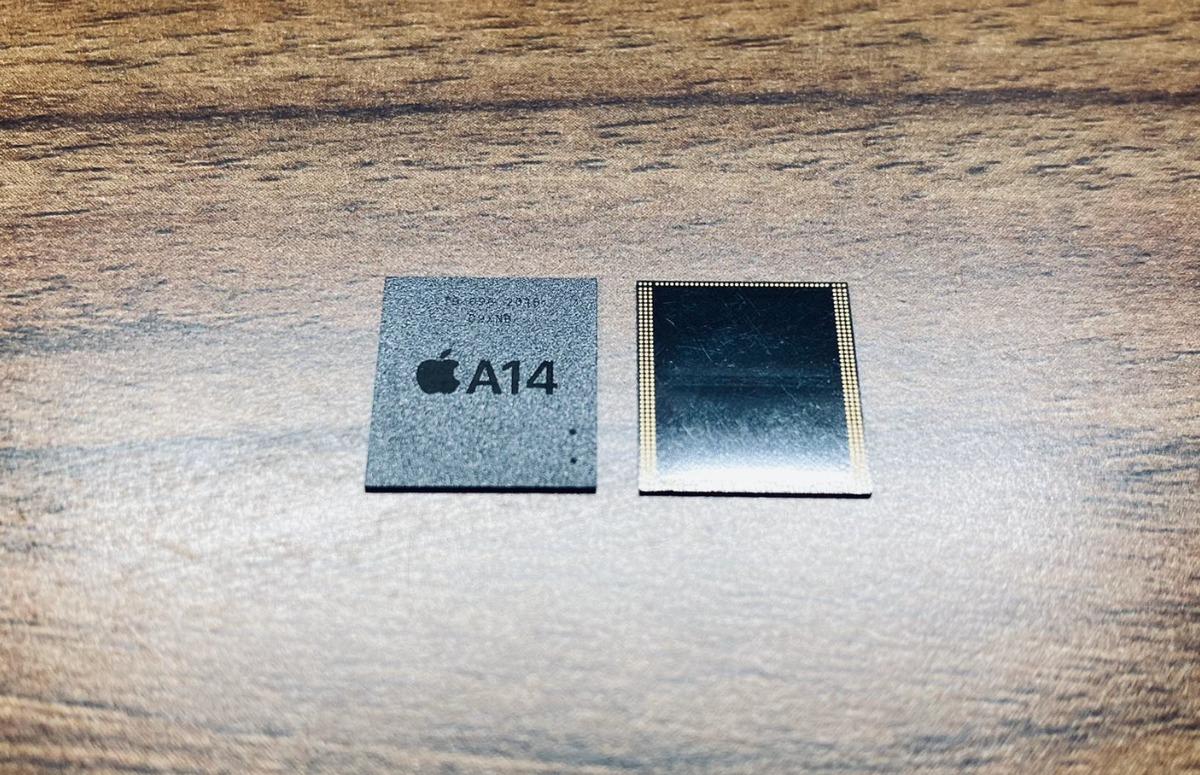 'Dit is de nieuwe processor van de iPhone 12'