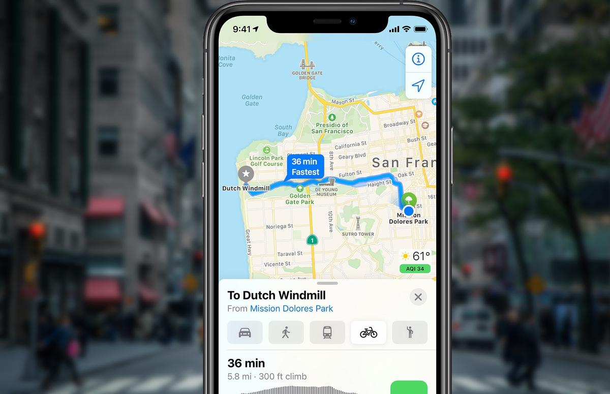 Deze verbeteringen in iOS 14 brengen Apple Kaarten weer op de juiste weg