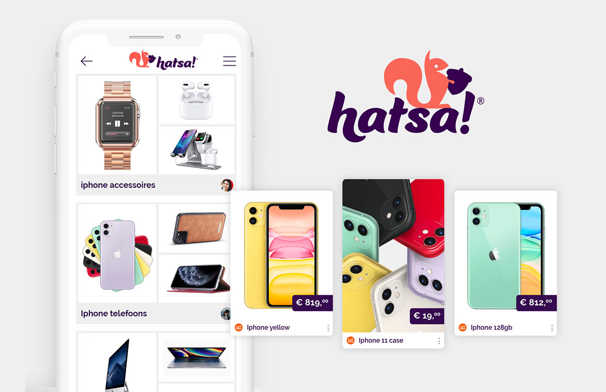 Maak kennis met Hatsa, het online social shopping platform (ADV)