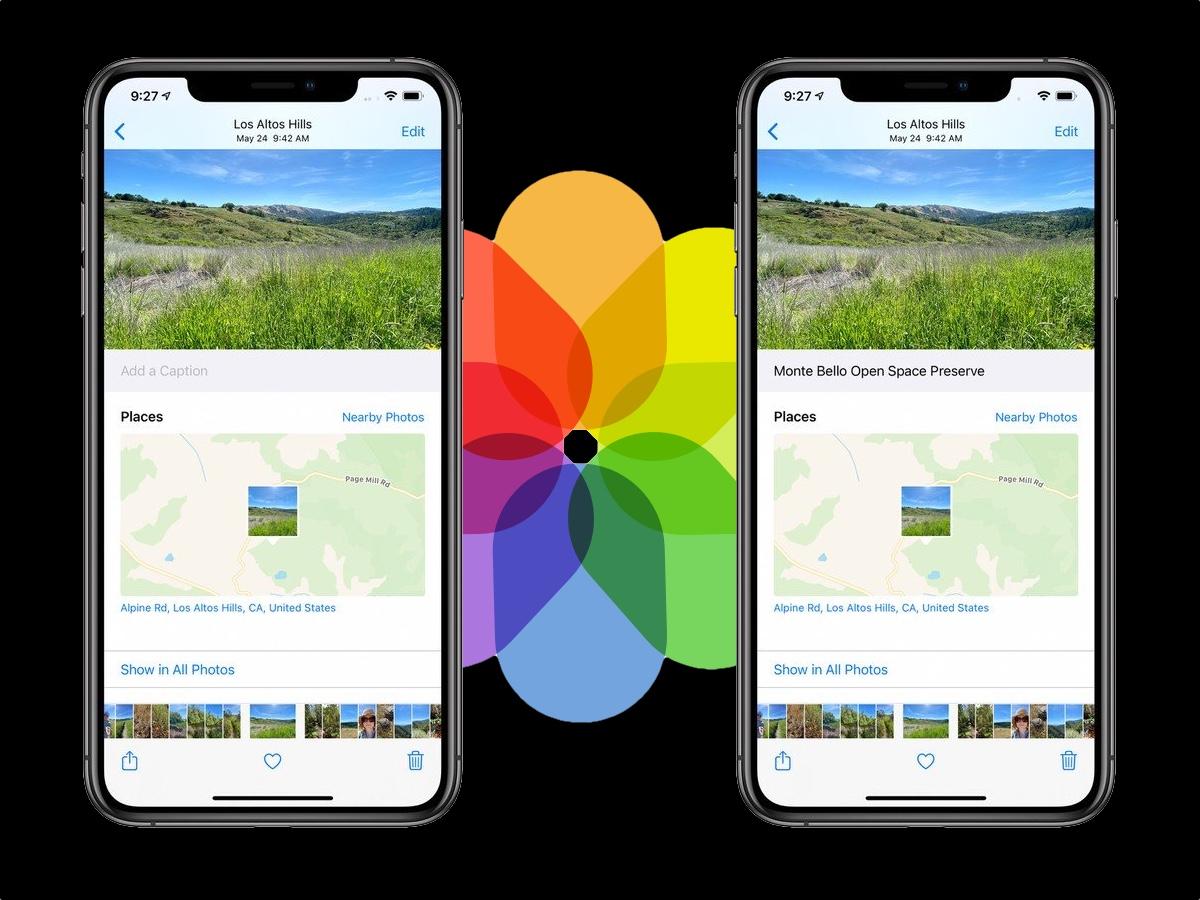 iOS 14: dit zijn de 5 nieuwe functies van de Foto's-app