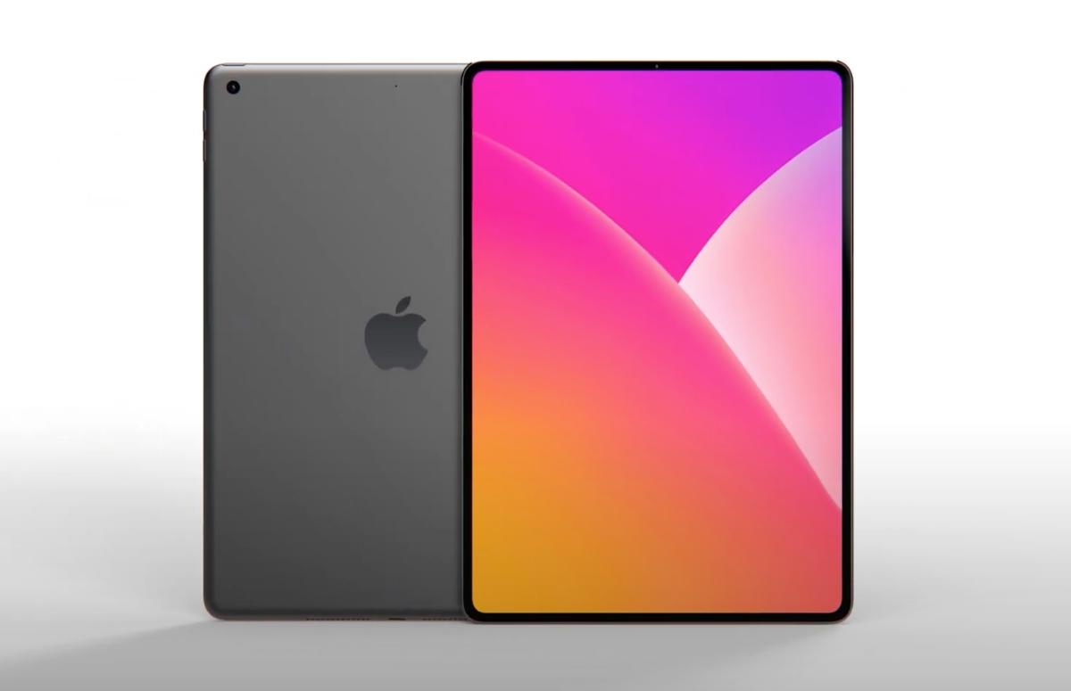 'Nieuwe iPad Air krijgt iPad Pro-design met Touch ID in powerknop en usb-c'