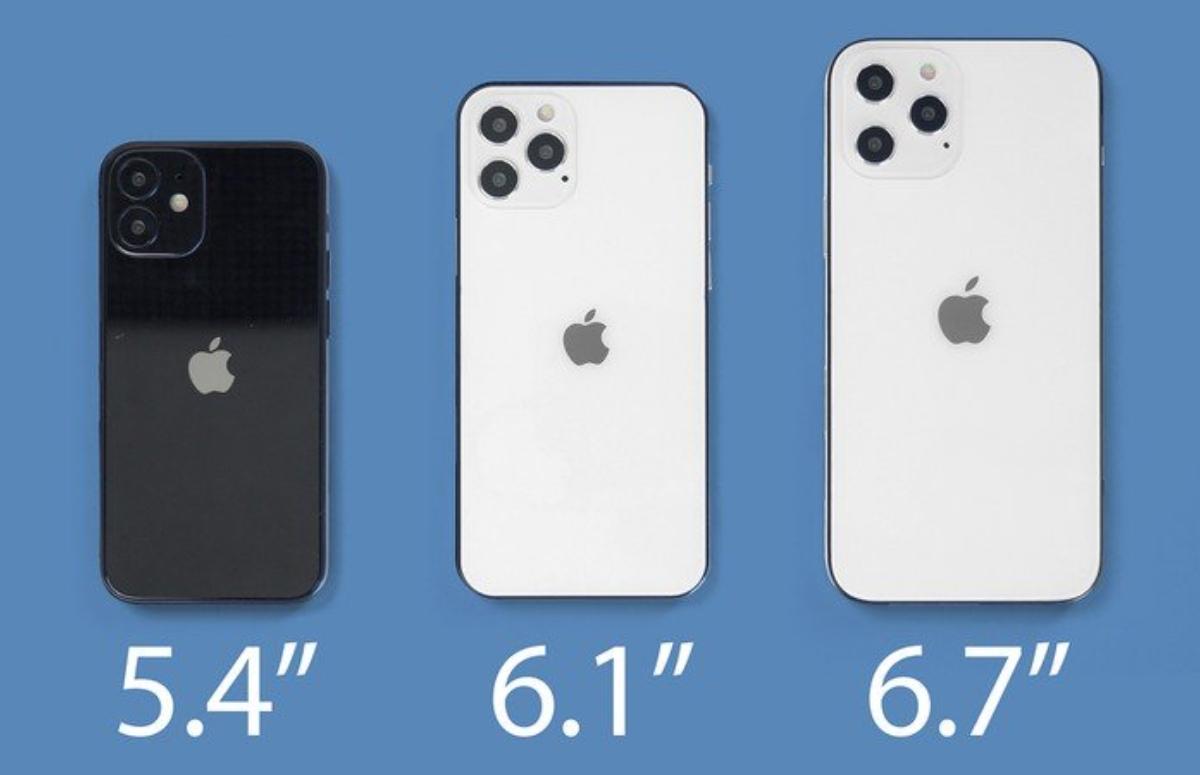 'iPhone 12 Pro met kleinere accu verschijnt eind oktober, 5G-model pas in november'