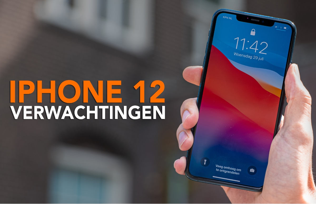 Video van de week: onze 8 iPhone 12-verwachtingen