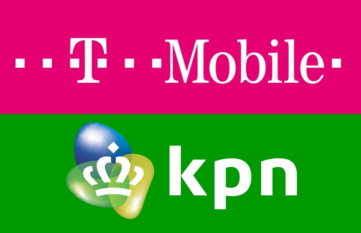 T-Mobile 5G en 5G KPN