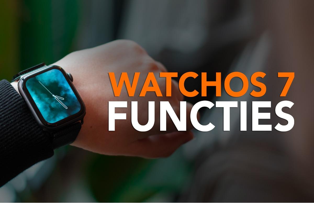 Video van de week: dit zijn de nieuwe functies in watchOS 7