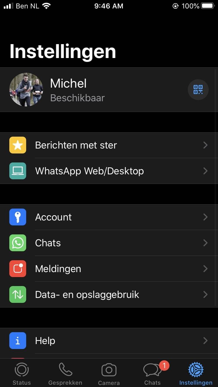 whatsapp qr code iemand toevoegen (2)
