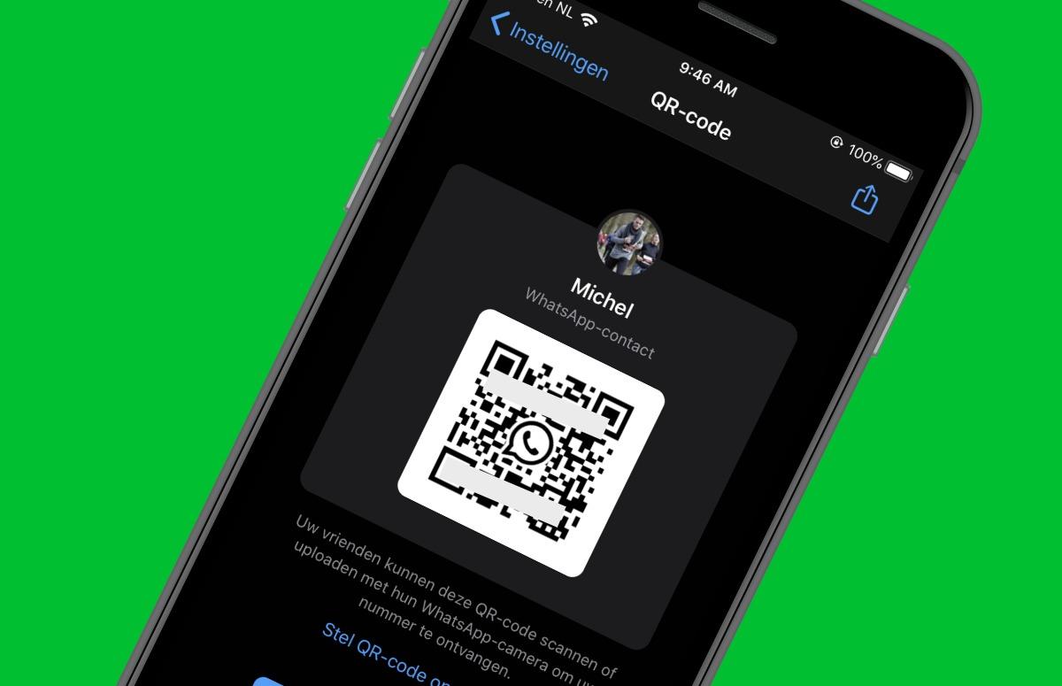 WhatsApp-contacten toevoegen via een qr-code: zo doe je dat