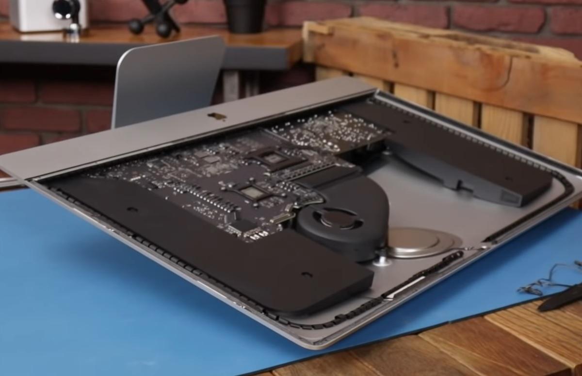 Teardown: zo ziet de nieuwe iMac (2020) er van binnen uit