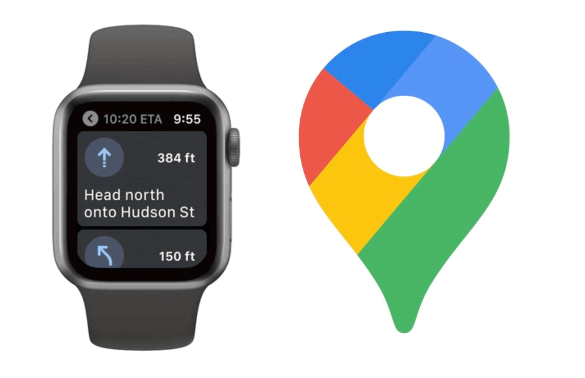 Google Maps krijgt gloednieuwe Apple Watch-app en CarPlay-update